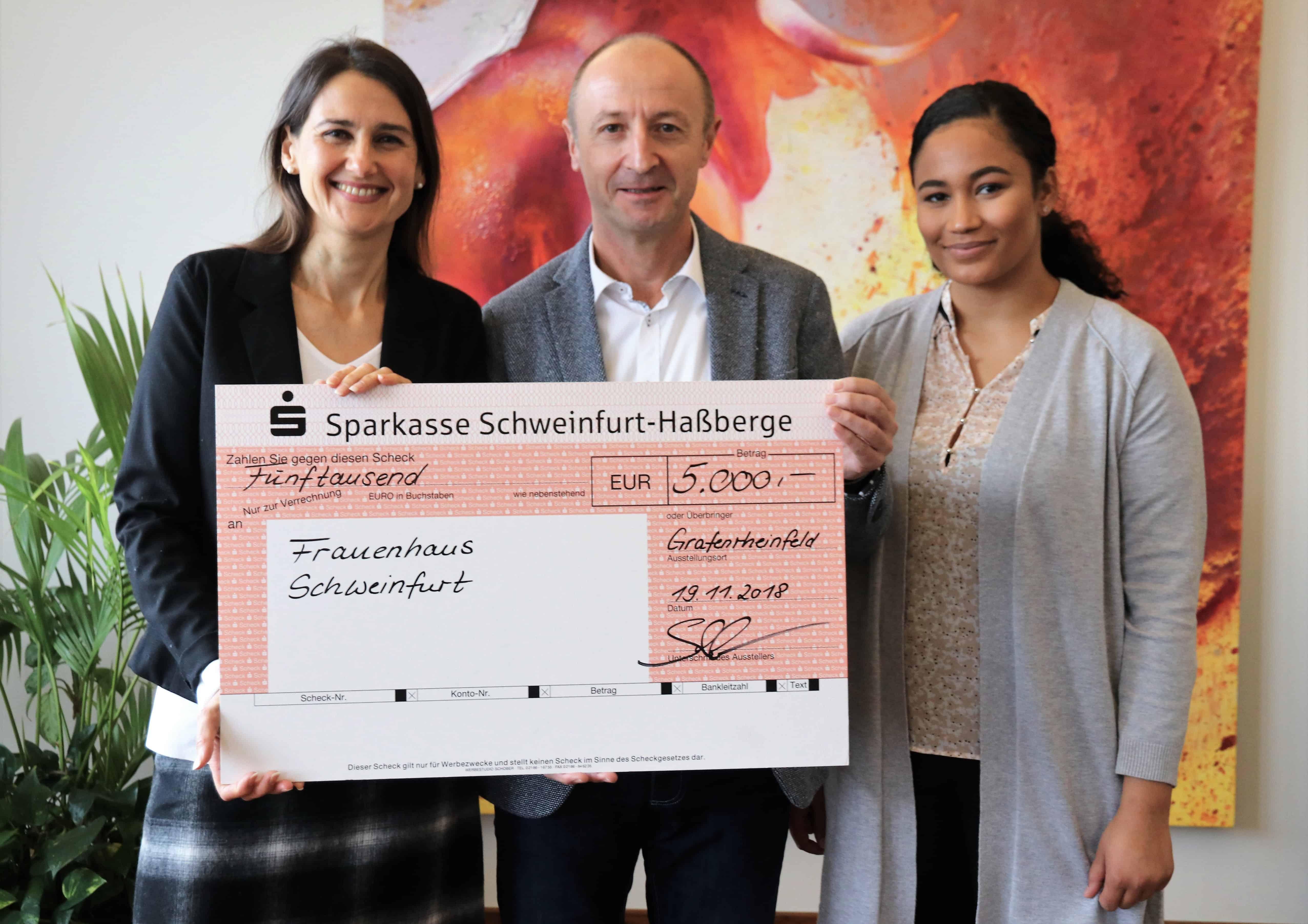 FIS-ASP Donates 5,000 Euros
