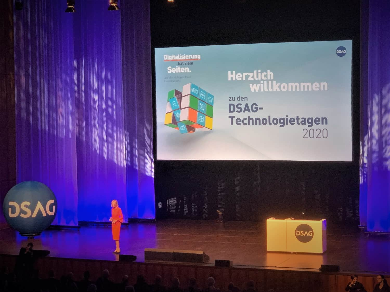 Rückblick der DSAG-Technologietage 2020