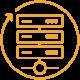 Data Center_Ausfallsicherheit_orange_40x40-01