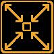 Data Center_Flex. skalierbar_orange_40x40-01
