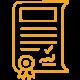 Data Center_Zertifizierung_orange_40x40-01