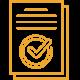 Vorteile SaaS_Definition SLA´s_orange_40x40-01