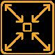 Vorteile SaaS_Skalierbar_orange_40x40-01
